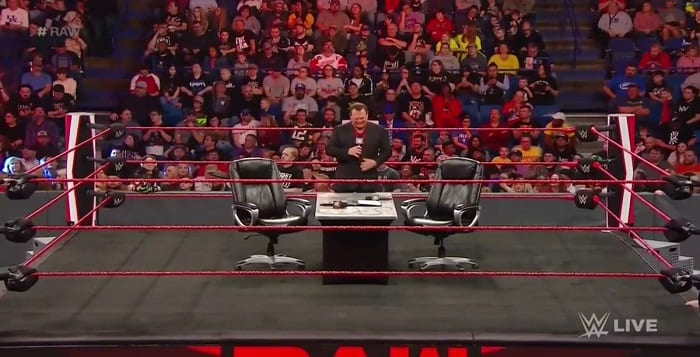 WWE Announces New Monday Night Raw Signing