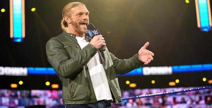 Update On Edge's WWE Status