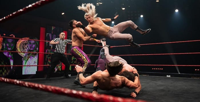 NXT UK Results – April 1, 2021