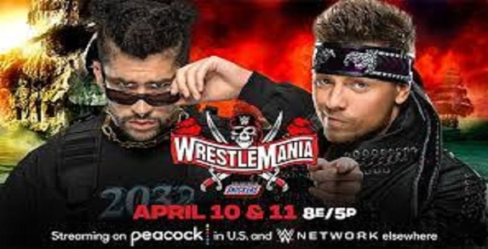 Huge Change Made To WrestleMania 37 Match