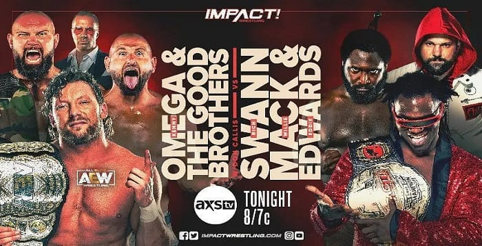 Impact Wrestling Results – April 8, 2021