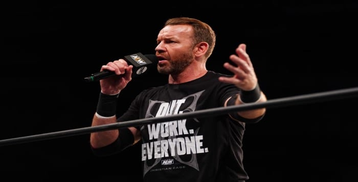 Christian Cage Discusses Joining AEW, Samoa Joe, Vince McMahon, More