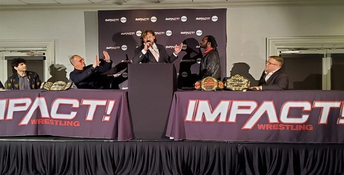 Impact Wrestling Results – April 15, 2021
