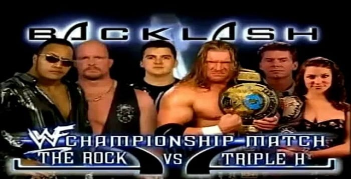 REVIEW: Backlash 2000: Should Have Been WrestleMania