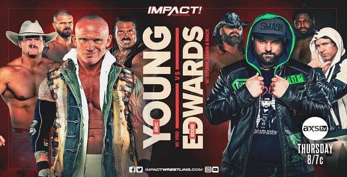 Impact Wrestling Results – April 22, 2021