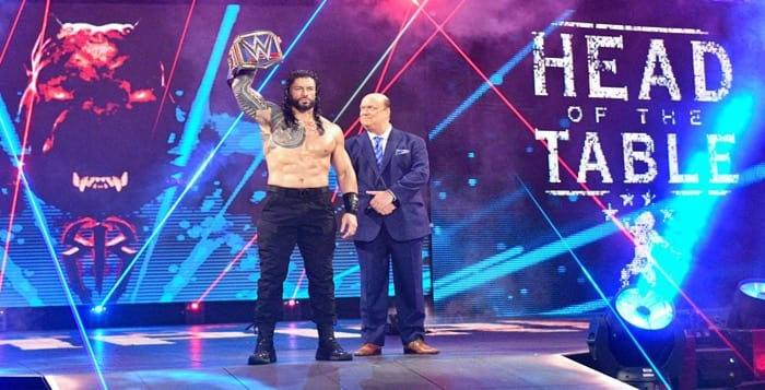 WATCH: Roman Reigns' New Theme Song/Entrance
