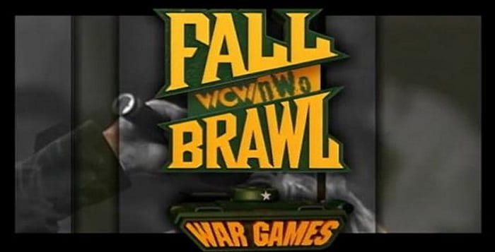 REVIEW: Fall Brawl 1998: When WCW Goes To War(Games)