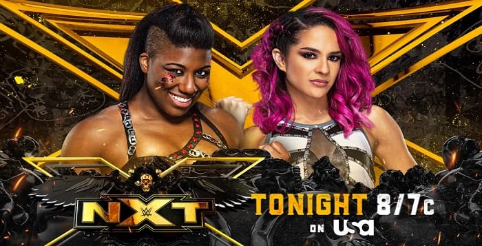 NXT Live Coverage And Results – June 8, 2021