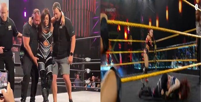 Updates On Two Wrestlers Injured This Week