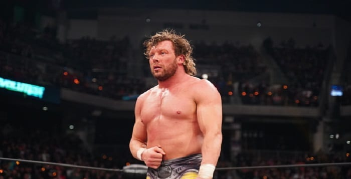Kenny Omega Is Having Some Injury Issues