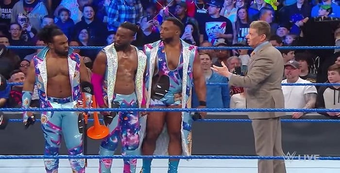 Vince McMahon Wanted New Day To End Much Earlier