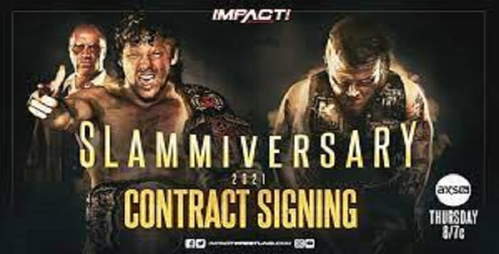 Impact Wrestling Results – July 8, 2021