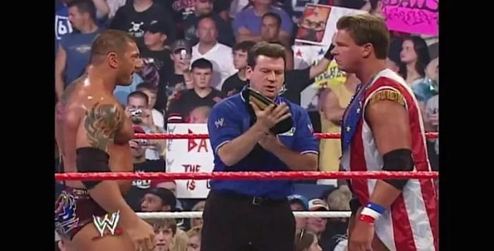 REVIEW: Great American Bash 2005: Story Time