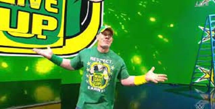 VIDEO: John Cena Makes WWE Return To Set Up Summerslam Main Event
