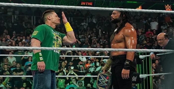 WATCH: John Cena Addresses Fans After Money In The Bank