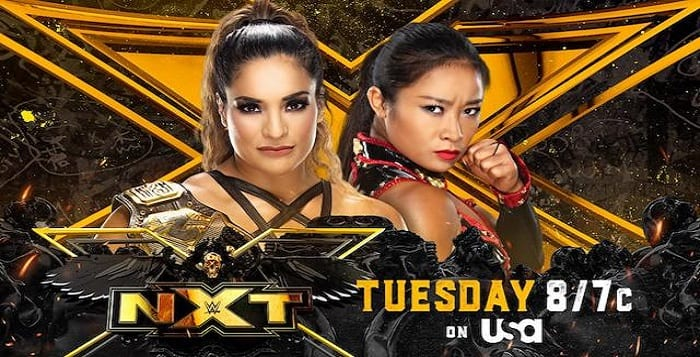 NXT Live Coverage And Results – July 20, 2021