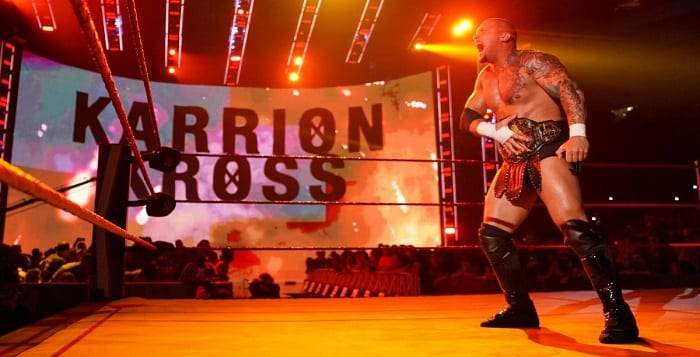 Backstage Reaction To Karrion Kross' Monday Night Raw Debut