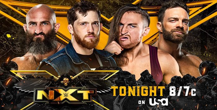 NXT Results – September 14, 2021