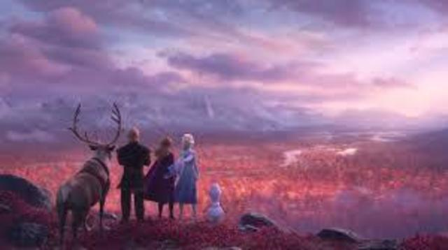 Teaser trailer released for 'Frozen 2'