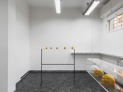 Emilio Vavarella, The Other Shape of Things, installation view, 2017