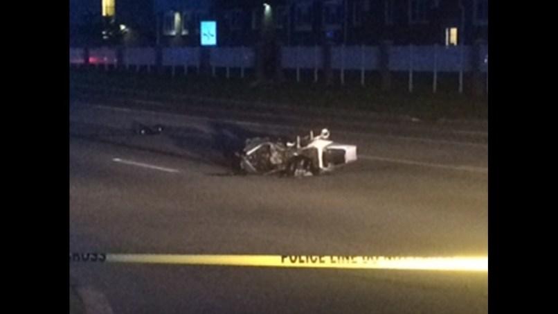 Motorcycle Accident Today Toledo Ohio