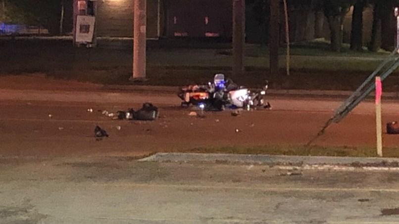 1 Dead In West Toledo Motorcycle Crash