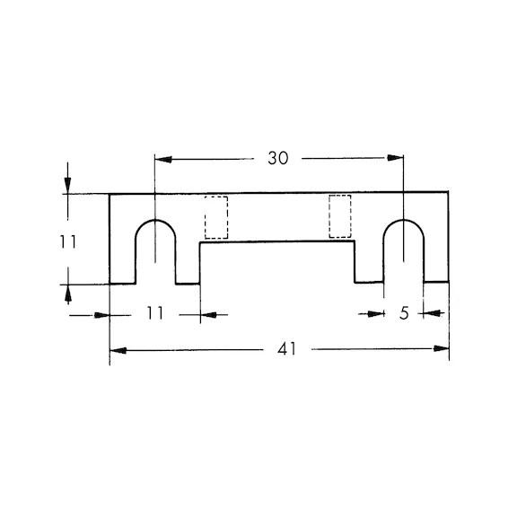 Buy Flat fuse DIN 72581 online