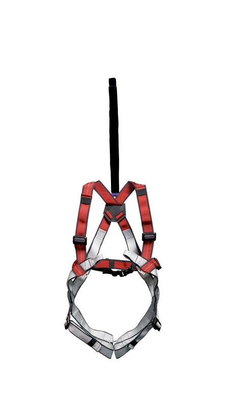 Safety harness, Elastico, scaffolding