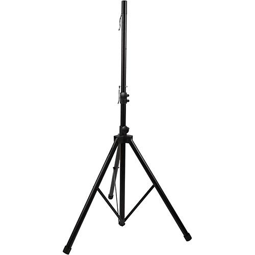 Musician's Gear Black Heavy-Duty Tripod Speaker Stand