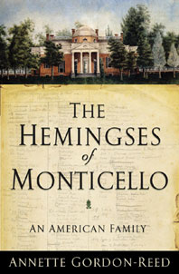 The  Hemingses of Monticello: An American Family JPG