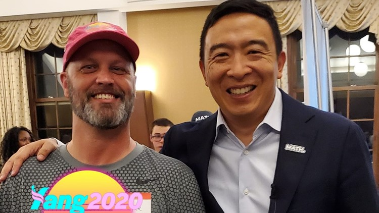 West Michigan Yang Ganger after Andrew Yang drops out | wzzm13.com