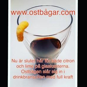 Ostbågar drink