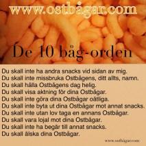 De 10 båg-orden