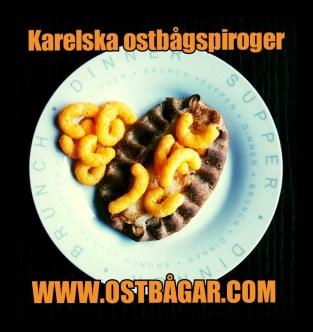 ostbågar och karelska piroger