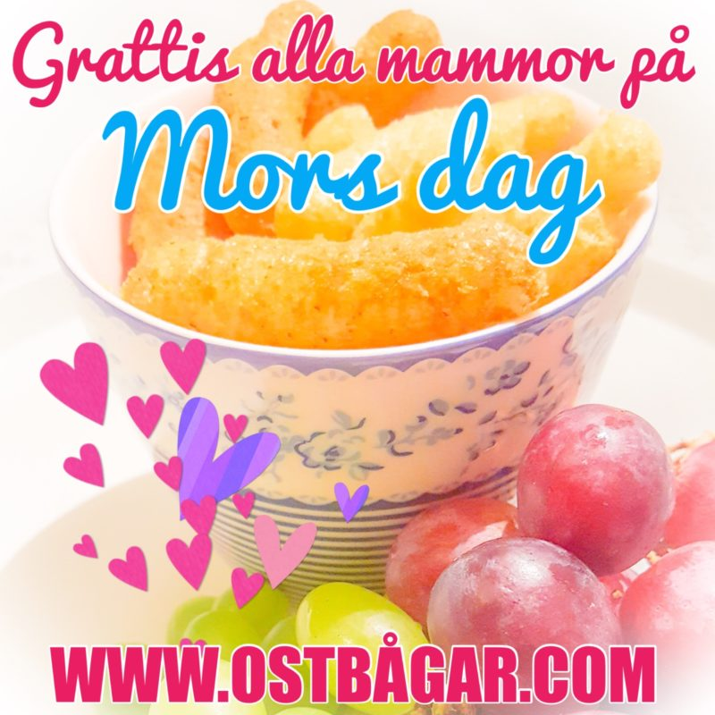 Grattis alla mammor på mors dag 2016