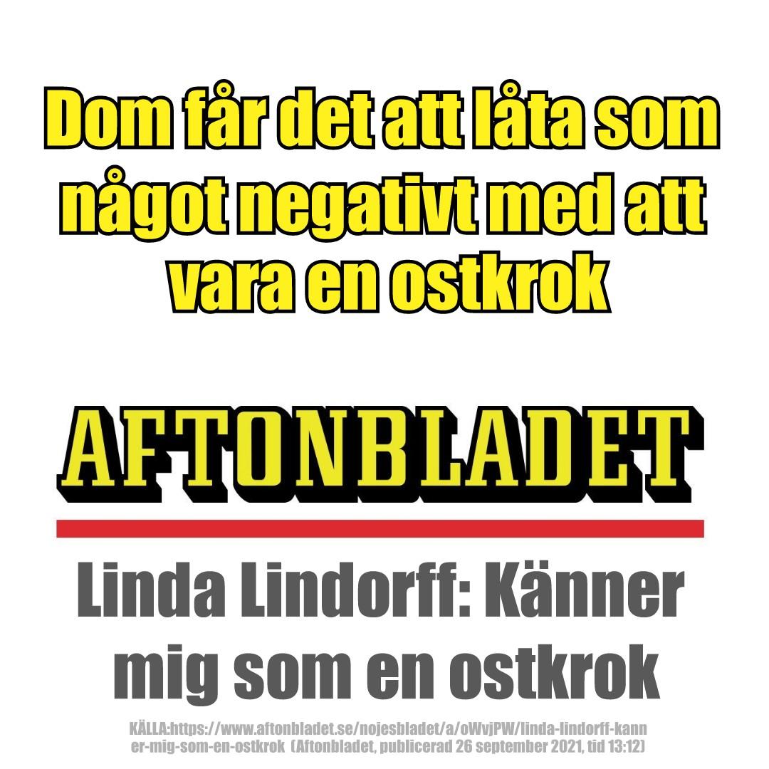 Linda lindorff ostkrok