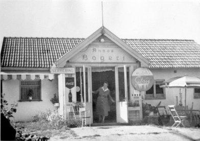 Annas bageri i Ljunghusen