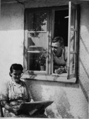 Hilding Nilsson Kämpinge hemkommen från rysk fångenskap