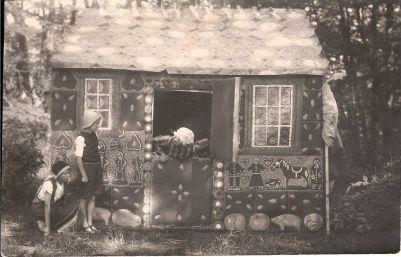Hans och Greta. Falsterbohus basar.