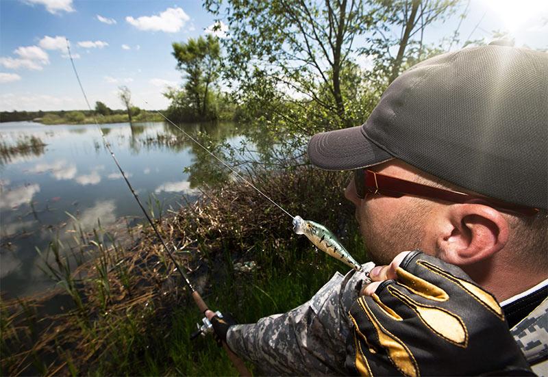 hur fiskar man med ytbeten