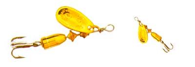 spinnare från sportfiskelådan