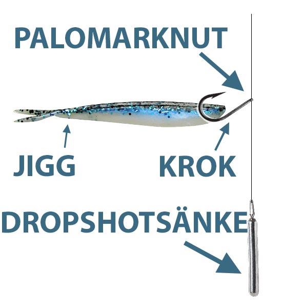 bild på fiskerigg