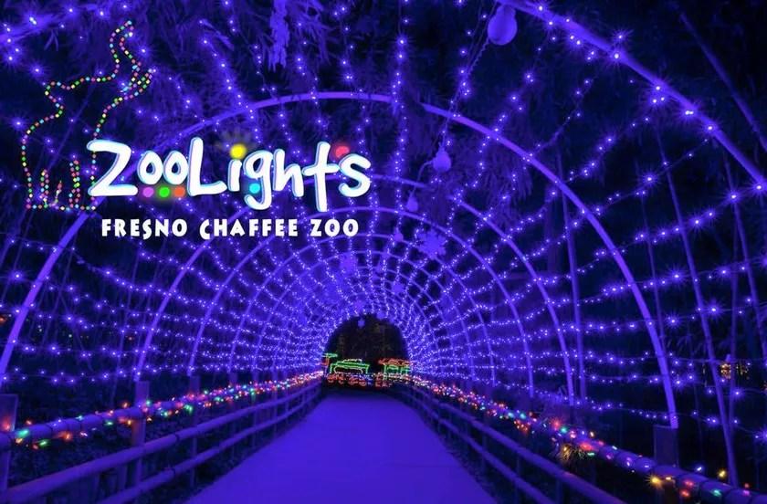 Zoo Lights Fresno