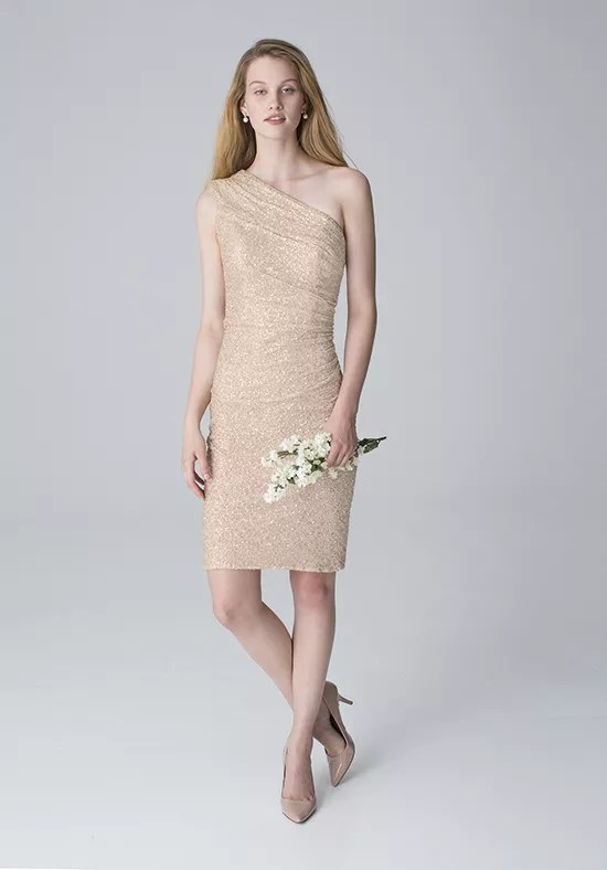 Bill Levkoff 1267 Bridesmaid Dress