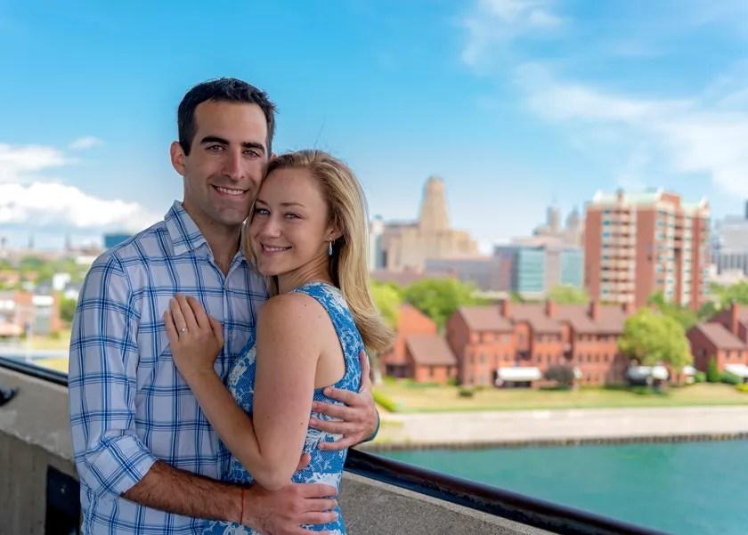 Erica Brecher and Andrew Baglinis Wedding Website