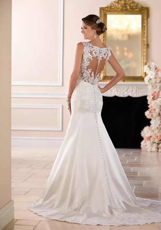 Stella York 6416 Wedding Dress  The Knot