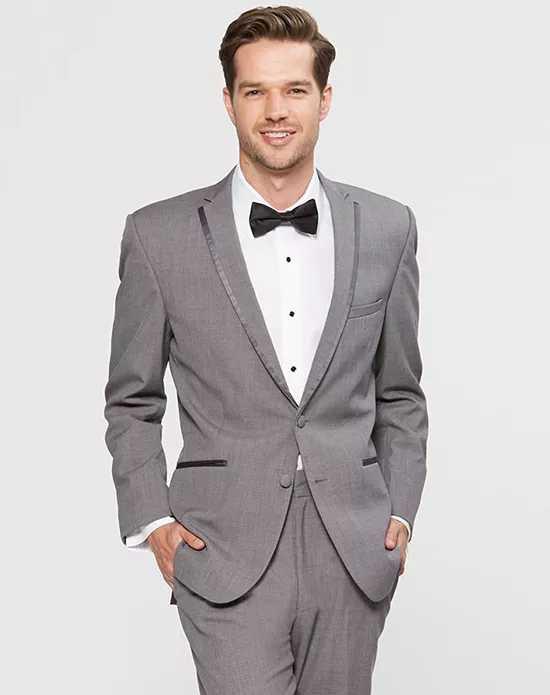 Gray Wedding Tuxedos  Suits