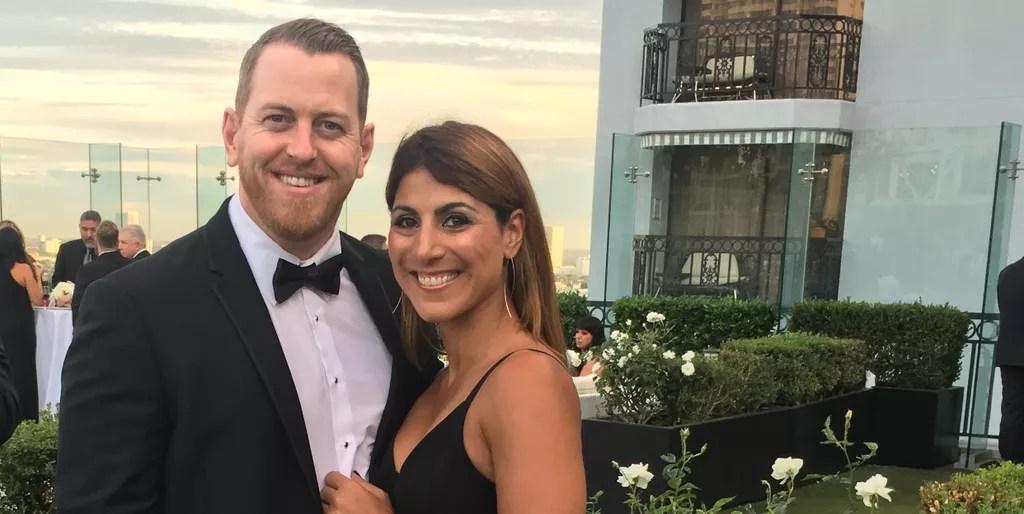 Sean McNicholas and Amy Mahjoorys Wedding Website