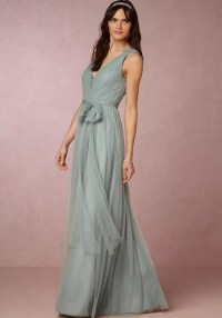 BHLDN (Bridesmaids) Pippa Dress - Horizon Blue Bridesmaid ...