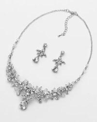 USABride Nicolette Swarovski Crystal Jewelry Set (JS-1655 ...